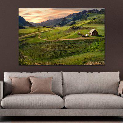 WPLH2YWE Photography Little House on the Prairie Print Art