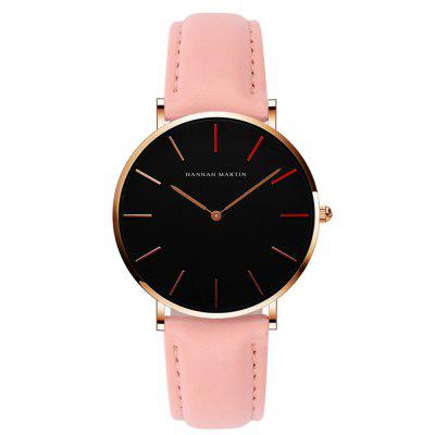 Fashion Women Waterproof Ladies Quartz Strap Watches