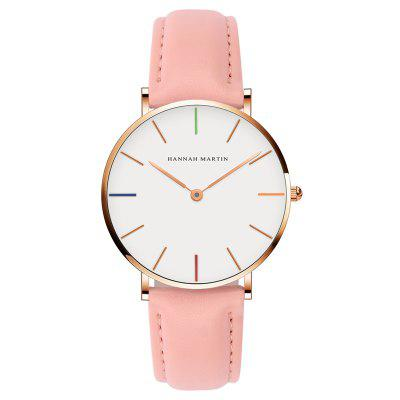 Waterproof Creative Belt Fashion Students Women Lady Quartz Watch