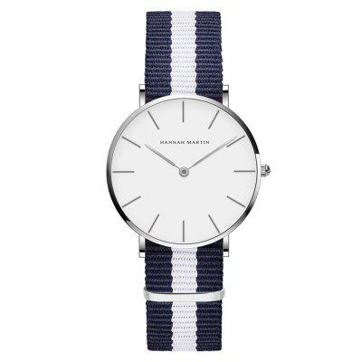 Fashion Minimalist Band Quartz Women Wrist Watch