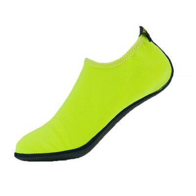 Male Beach Surf Snorkeling Swimming Diving Slippers Elastic Fabric Shoes