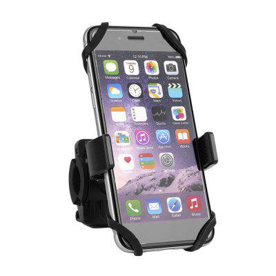 360 Degree Bicycle Bike Motorcycle Mobile Phone Holder Clip Stand Mount Bracket