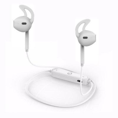 Cwxuan A6 Wireless Bluetooth Sports Running Earhook Stereo Headset with Mic