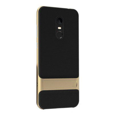 Case for Redmi 5 Plus Shockproof with Stand Back Cover