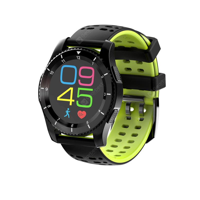 GS8 Sports Smart Watch Phone Support SIM Card GPS Bluetooth Heart Rate Monitor