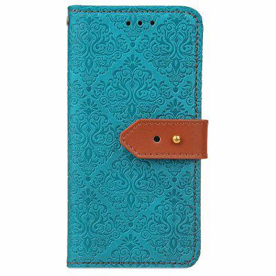 Luxury PU Leather Wallet Cover Case for Xiaomi Redmi 5 Plus