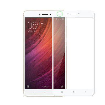 2PCS gehard glas screen protector voor Xiaomi Redmi Note 4X 32 GB