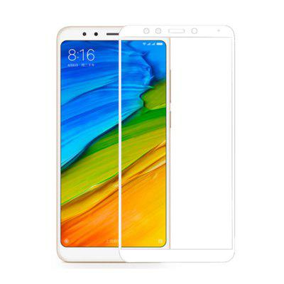 2PCS Full Cover Tempered Glass Screen Protector for Xiaomi Redmi 5 5.7inch benks tempered glass for xiaomi 5 2 5d radians screen protector