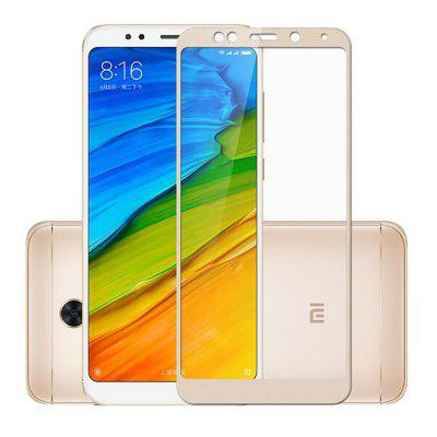 2PCS Full Cover Tempered Glass Ochranná fólie pro Xiaomi Redmi 5 Plus