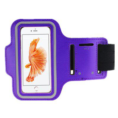 Water Resistant Cell Phone Armband 6 Arm Bag for iPhoneX 8Plus Samsung S8 S9