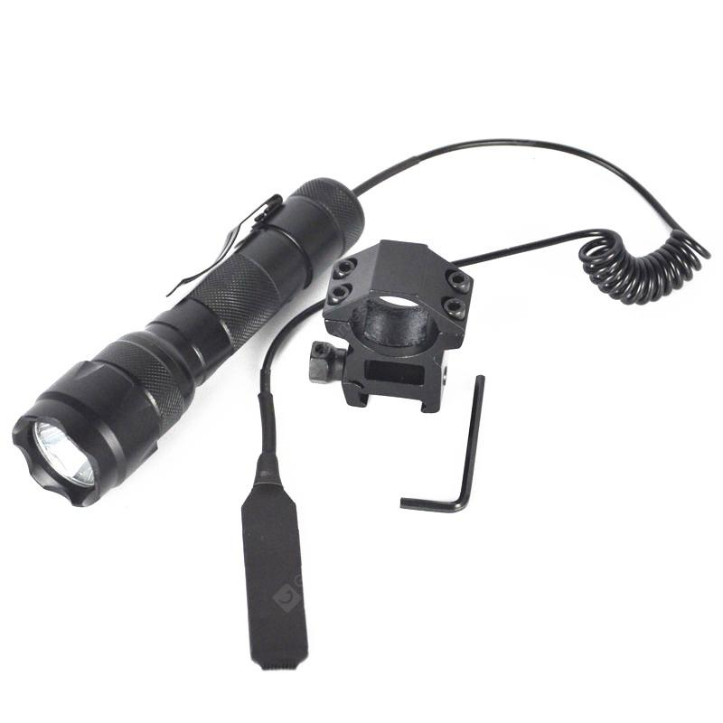 WF-502B Cree XM-L-T6 LED Flashlight Suit