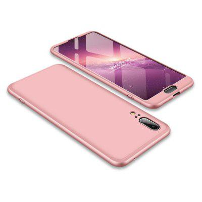 3 in 1 Shockproof Ultra Thin Armor Hard Case Cover for Huawei P20