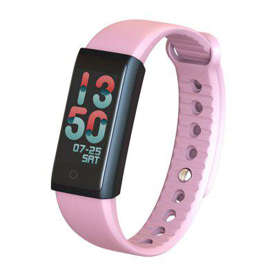 X6S Color Screen Blood Pressure Heart Rate Smart Bracelet Watch Wristband