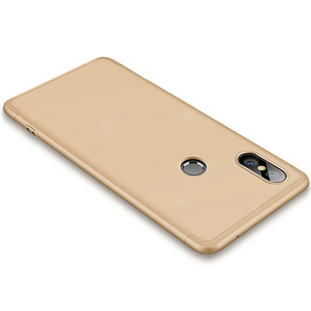 Case for Xiaomi MIX 2S Luxury Shockproof Full Cover Fashion Matte Protective
