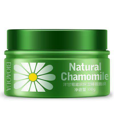 BIOAQUA Chamomile Essence Sleep Facial Mask 100G p120 1