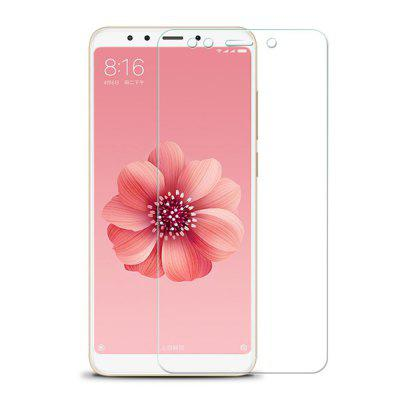 TOCHIC Tempered Glass Screen Protector Film 2.5D for Xiaomi Mi 6X / A2 (2Pcs) benks tempered glass for xiaomi 5 2 5d radians screen protector