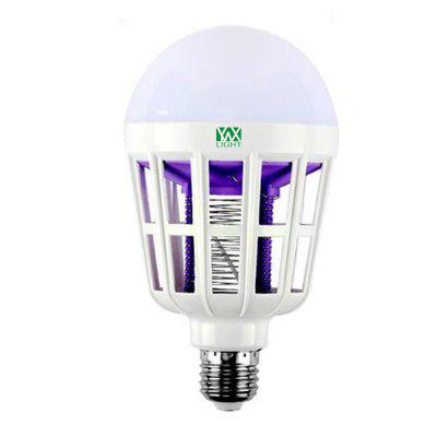 YWXLight  E27 15W Mosquito Killer Night Light LED Bulb