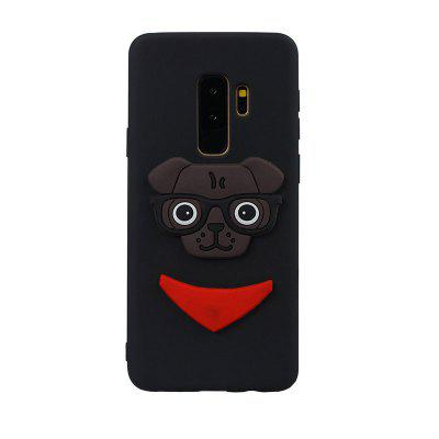 Cartoon Pup Mobile Phone Case for Samsung Galxy S9 Plus