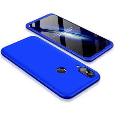 3 in 1 Shockproof Ultra Thin Armor Hard Case Cover for Huawei P20 Lite