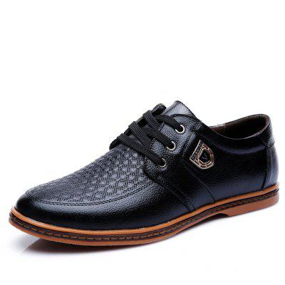 Muhuisen  Comfortable Casual  Men Flats Loafers  Moccasins Shoes
