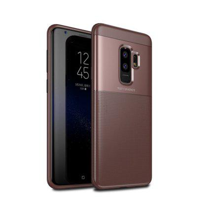 Case for Samsung Galaxy S9 Plus Luxury Armor TPU and PC Hybrid Phone Back Cover