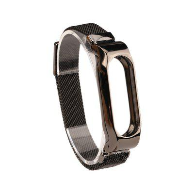 Metal Strap for Xiaomi Mi Band 2 Magnetic Stainless Steel Bracelet
