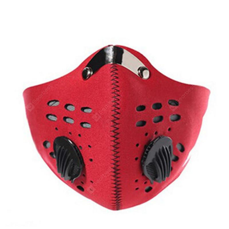 Activated Carbon Filtration Exhaust  PM2.5 Dust Mask