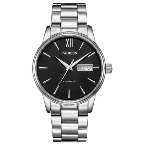 Cadisen C1032 Men Stainless Steel Brand Clock Automatic Watch [ΚΩΔΙΚΟΣ ΚΟΥΠΟΝΙΟΥ: SZSALE37]
