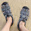 Men Cow Outdoor Fashion Air Sandals - BLUE