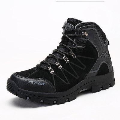 Men Mountain Climbing Boots