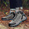 Men Mountain Climbing Boots - GRAY