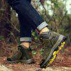 Men Mountain Climbing Boots - GREEN