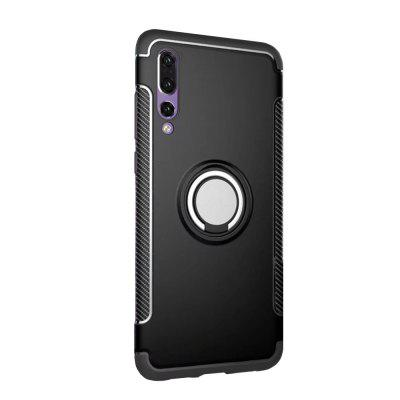 Custodia per Huawei P20 Pro Ring Holder Armor Back Cover