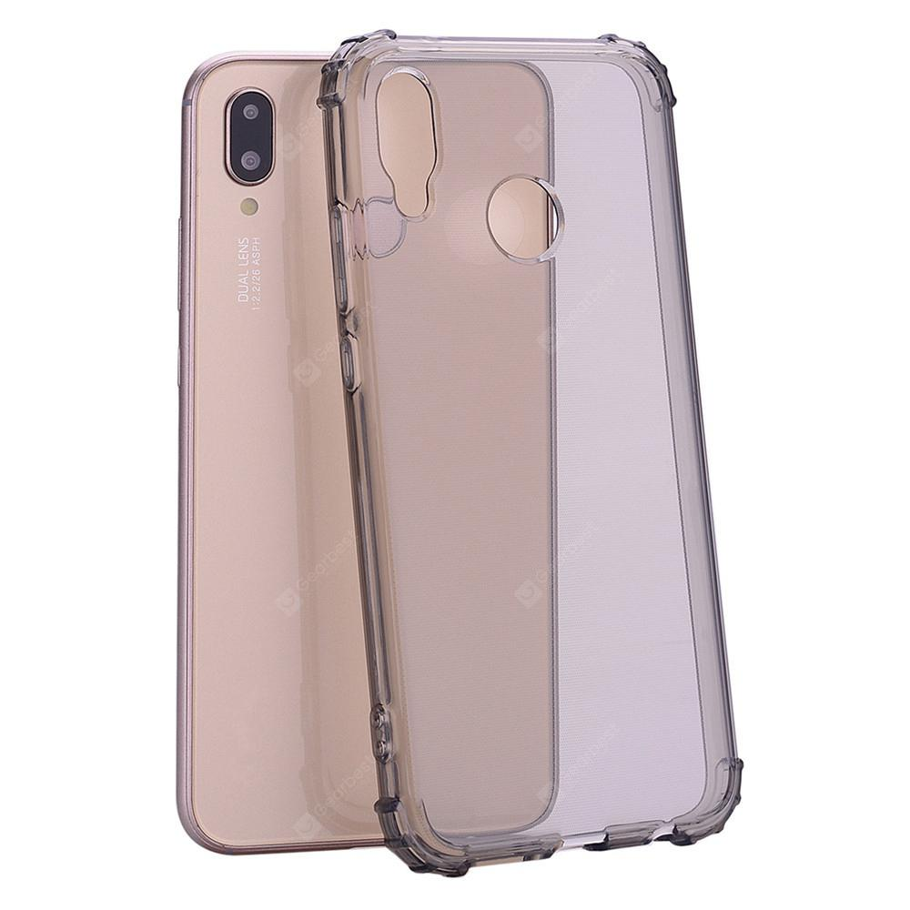 Cover Case for Huawei P20 Lite Clear TPU Gel