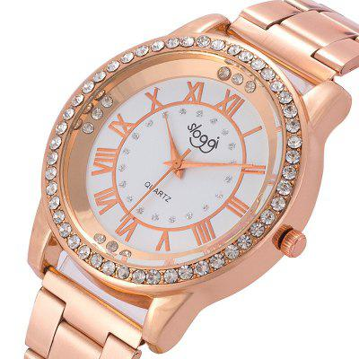 Fashion Business Ladies Quartz Watch