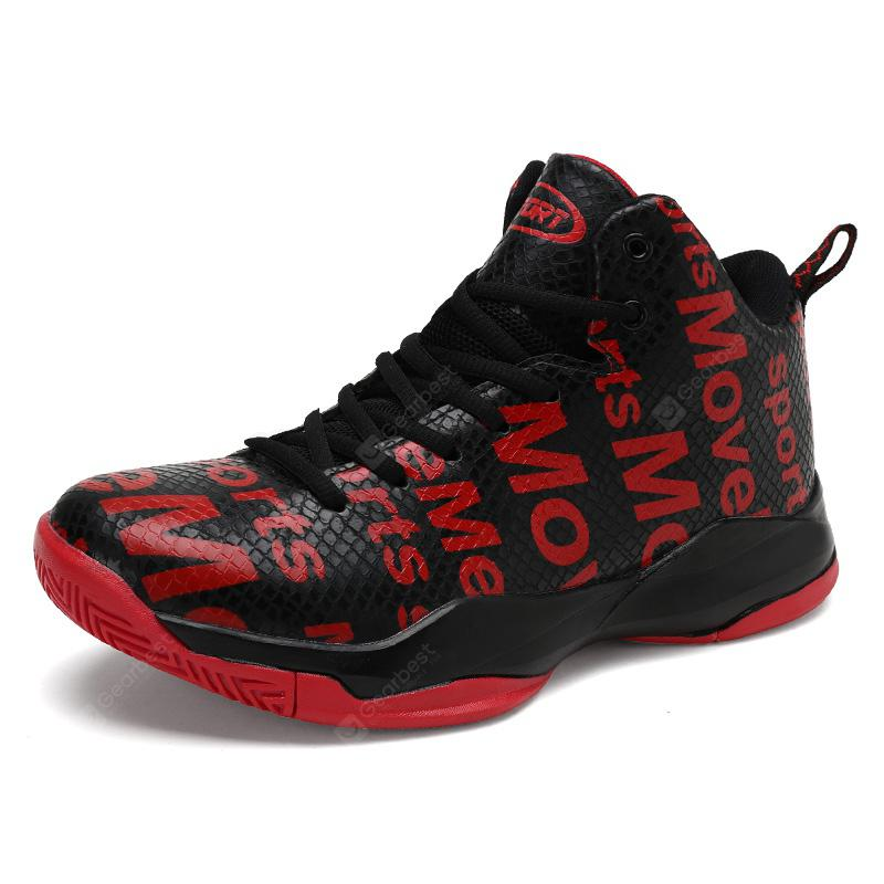 Men Outdoor Sport Basketball Shoes