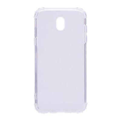 Case for Samsung J530 / J5 Pro Ultra-Slim Shockproof Transparent Back Cover