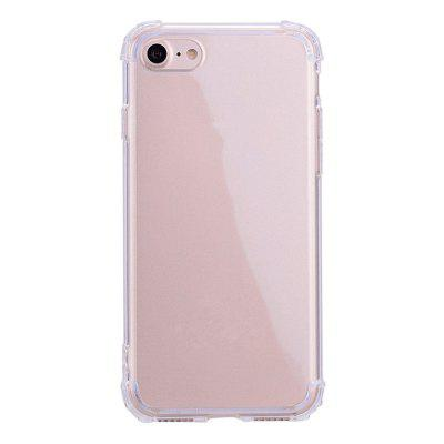 Custodia per iPhone 8/7 Cover posteriore trasparente antiurto ultra-sottile