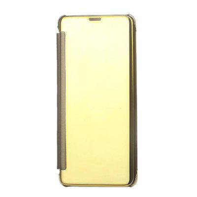 for Samsung Galaxy S9 Plus Case Luxury Flip Clear View Smart Mirror Phone Cover keymao luxury flip leather case for samsung galaxy s7 edge