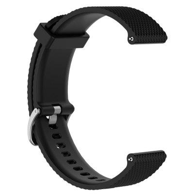 Large Size Soft Silicone Replacement Watch Band for Garmin VivoActive 3