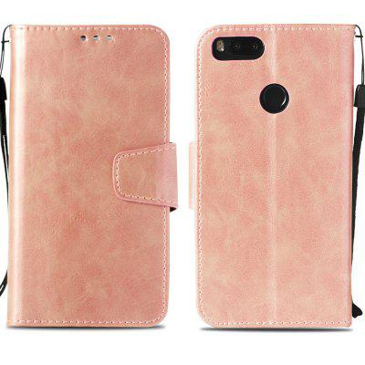 Wallet Leather Flip Cover Case for Xiaomi 5X / A1 leather case flip cover for letv leeco le 2 le 2 pro black