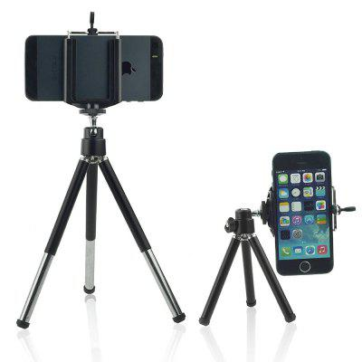 Mini Scalable Phone Desktop Tripod Stand Holder