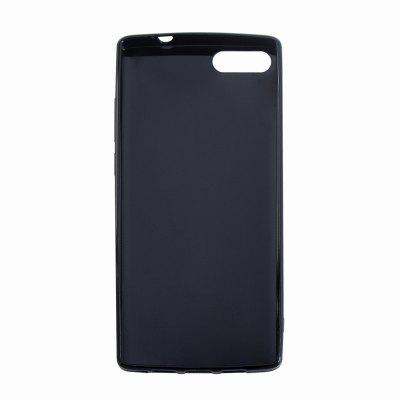 Solid Color TPU Phone Case for HOMTOM S9 Plus