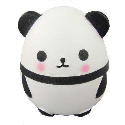 Jumbo Squishy Panda Egg Relieve Stress Toys