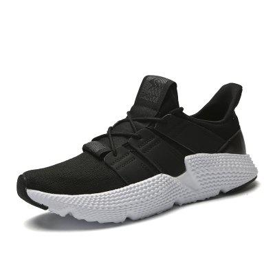 ZEACAVA Men Fashion Breathable Basketball Shoes Athletic Walking Sneakers fashion men s trousers 3d printing