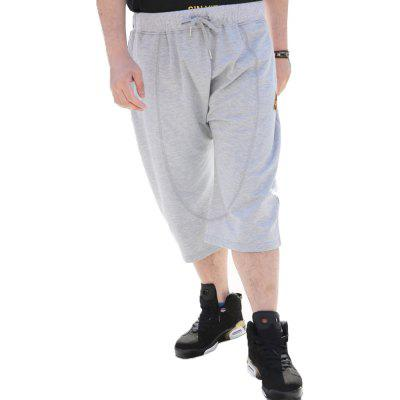 2018 Men's Fashion Large Size Seven Pants