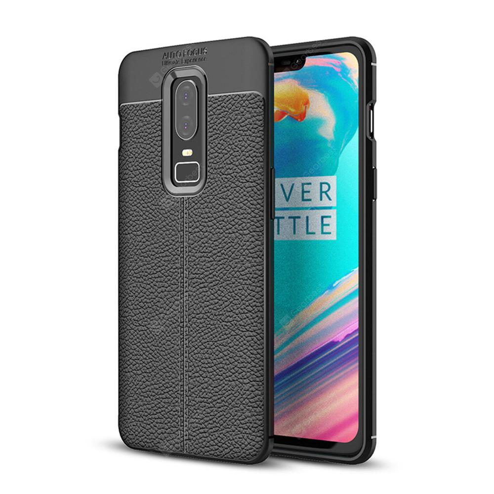 Case for Oneplus 6 Shockproof Back Cover Soft TPU