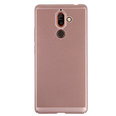 Case for Nokia 7 Plus Ultra-Thin Heat Dissipation Back Cover Solid