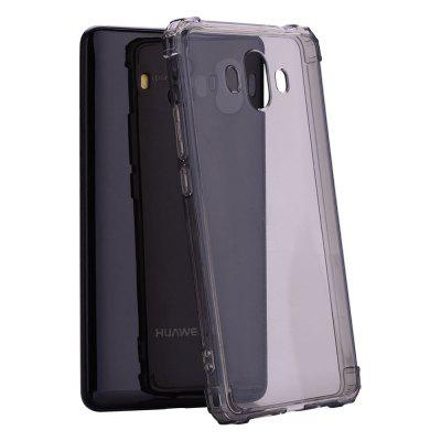 Cover Case for Huawei Mate 10 360 Drop Protective Clear TPU Gel remax wavy clear tpu gel cover for iphone 7 plus grey