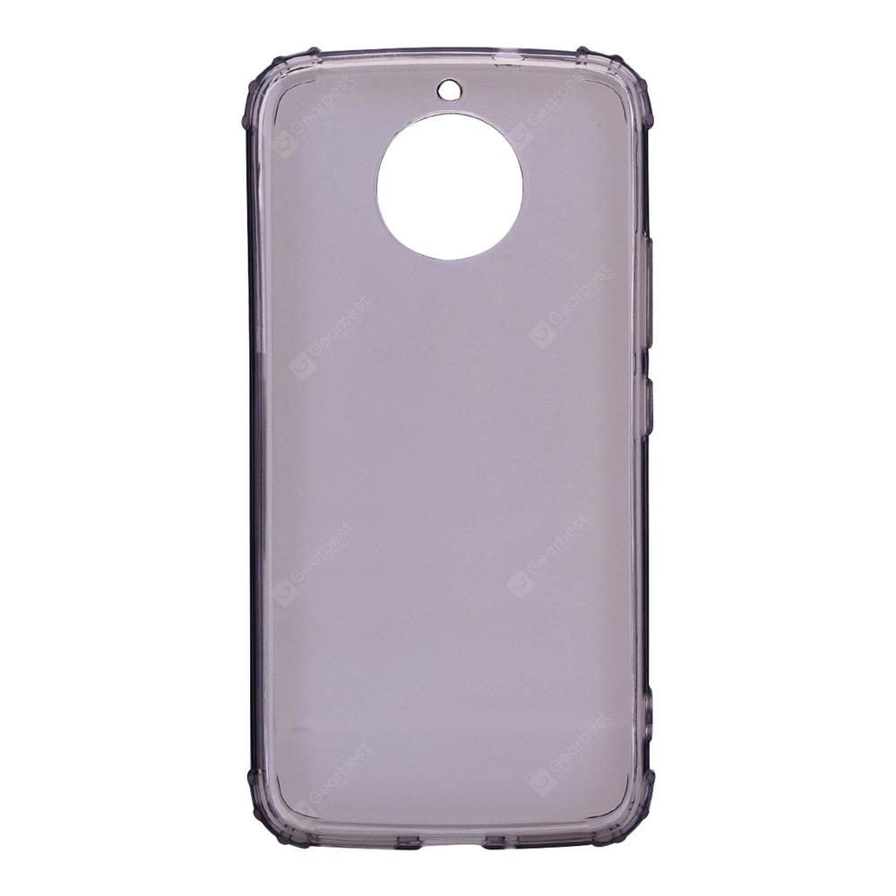 Cover Case for MOTO G5S 360 Drop Protective Clear TPU Gel
